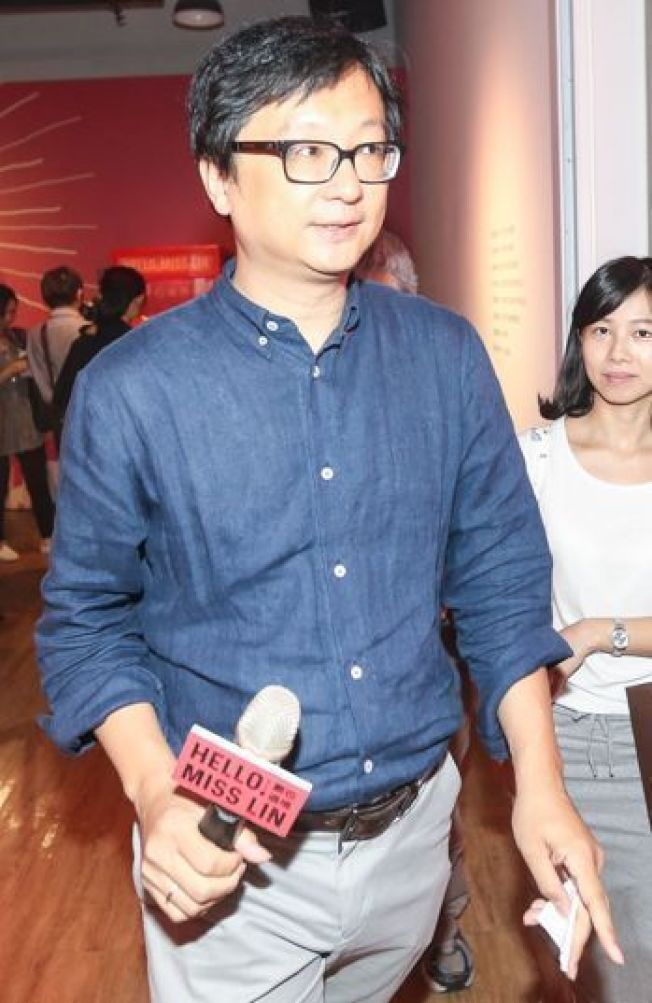 中華文化總會副秘書長張鐵志。聯合報系資料照/記者黃威彬攝影