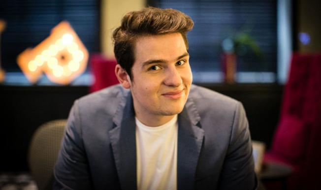 澳洲年輕創業家艾維茲。(圖片/網路)