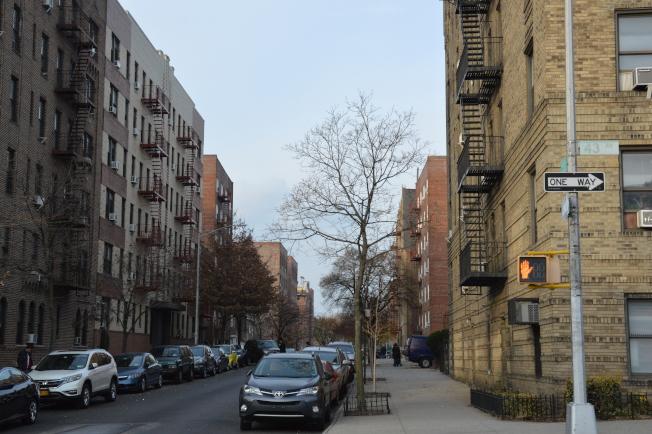 木邊為商業和住宅綜合區,大部分地區環境安靜,適宜居住。(記者牟蘭/攝影)