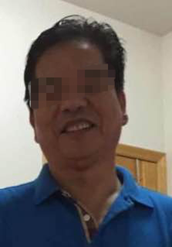 外號「麥片」的華男,因涉嫌經營地下賭檔被捕。(讀者提供)