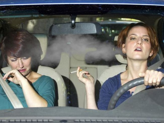 每年肺癌死亡中,多達20%是從未吸菸的人。(Getty Images)