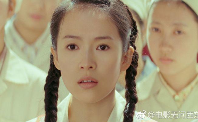 章子怡飾演的「王敏佳」是個經歷過大生大死的角色。(取材自微博)