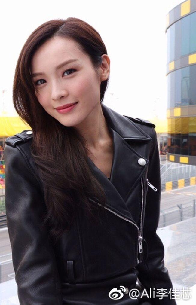 李佳芯被看好爭奪最佳女主角。(取材自微博)
