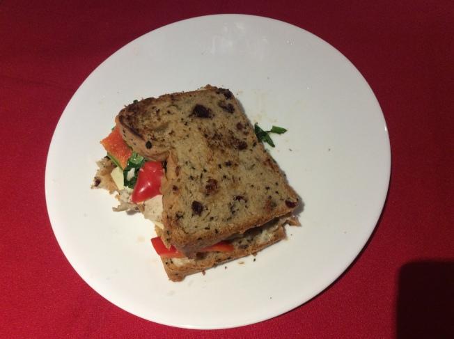 火雞三明治