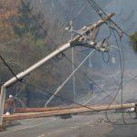 山火災情嚴重 PUC加強監管輸電路線