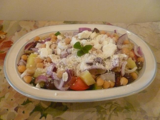 希臘地中海沙拉