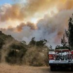 焚風強襲馬里布 恐斷電防山火