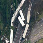 〈圖輯〉驚魂 華盛頓州致命美鐵脫軌意外