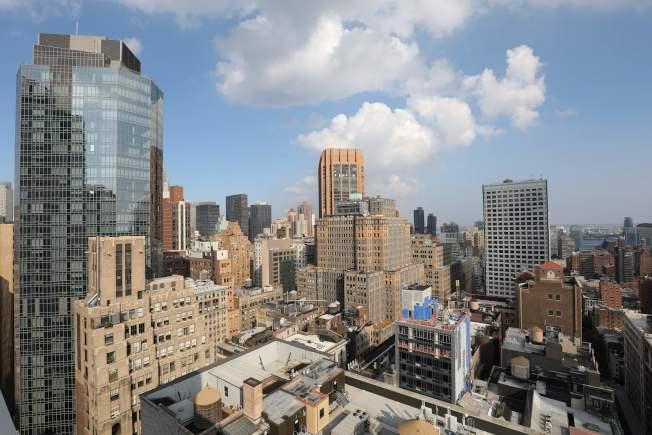 紐約房地產專家指出,稅改法案恐衝擊紐約房地產市場。(Getty Images)