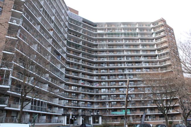 「The Drake」改建成豪華公寓。(記者劉大琪/攝影)