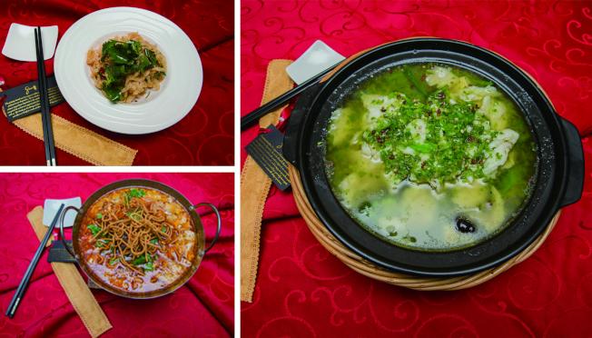 福園新推出的川菜系列,由米其林級的大廚執杓,僑胞的味蕾必能獲得滿足。