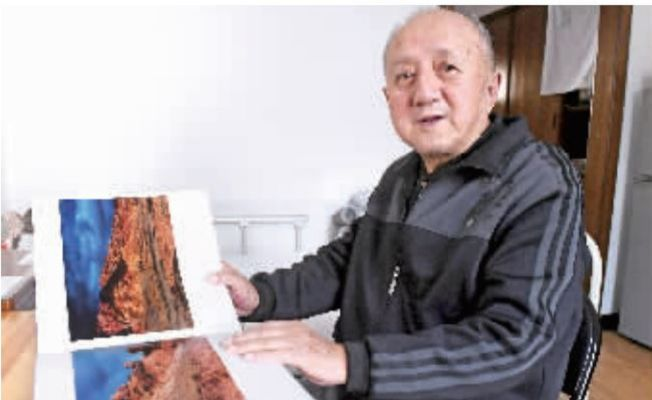 賈育平如今已年過八十。(取材自北京晨報)