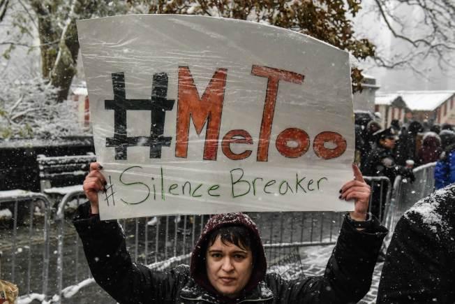 受性侵的婦女打破沉默,紛紛站出來譴責施暴者。(Getty Images)