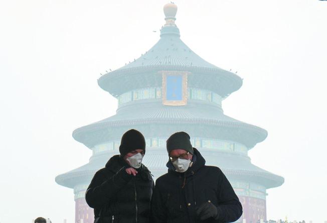 美國旅遊指南Fodor's發表2018年「不要去」的指南,北京和萬里長城名列其中。圖為北京天壇公園。(中新社資料照片)