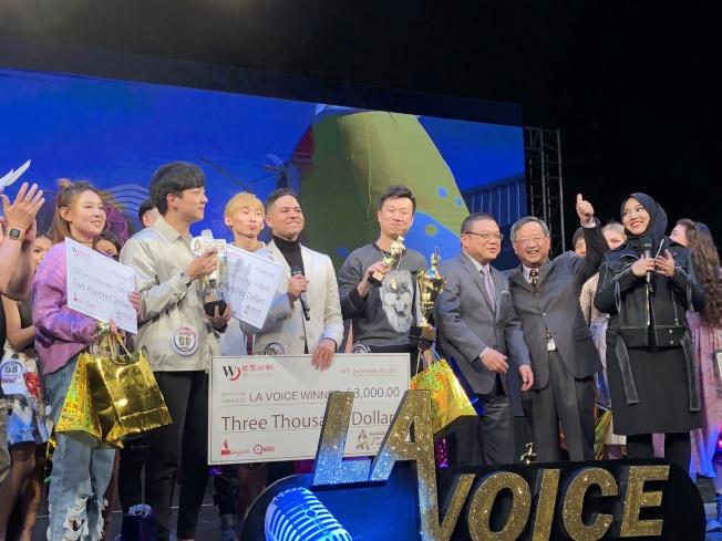 第六屆LAVoice決賽30日圓滿結束。