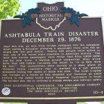 1876年12月29日 俄州發生火車墜橋事故