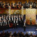 2012年12月11日諾貝爾頒獎典禮外的那場裸奔