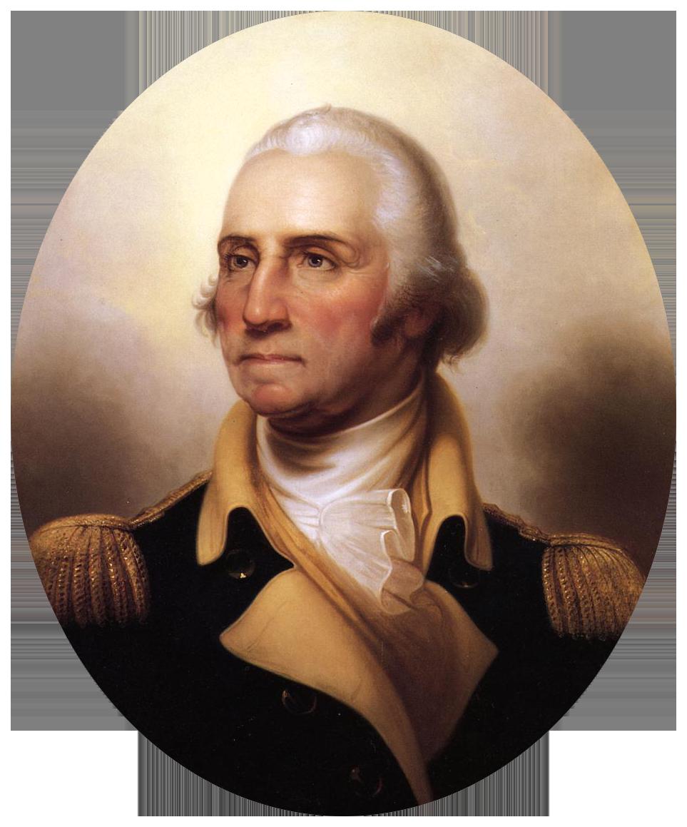 白宮所設的華盛頓官方肖像。(WikiCommons)