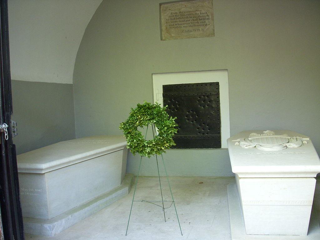 華盛頓之墓。(WikiCommons via Herald Klinke)