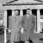 1954年12月23日 這對雙胞胎 寫下器官移植首例
