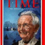 1961年12月13日 101歲畫家奶奶離世