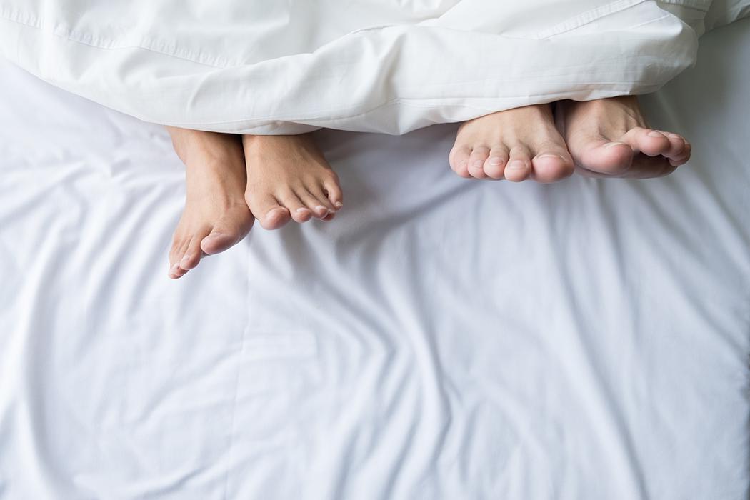 腳是人體的第二心臟,但也最易受寒,招致疾病,我們要像保護心臟一樣地保護自己的腳,不讓它受傷。 圖/ingimage