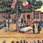 1853年12月30日 美國花這些錢 買下墨國這片地