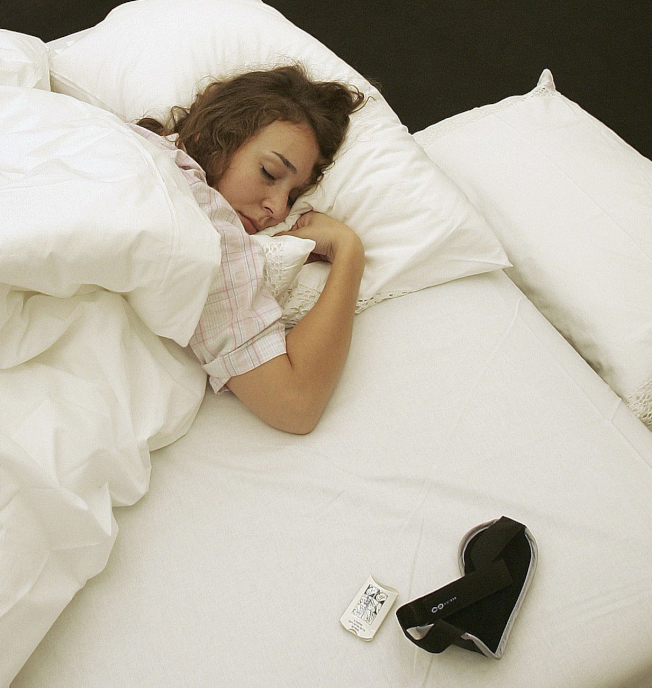 空污會導致睡眠品質下降,睡眠時清醒次數增加、血清素下降、肺功能受影響,長期不改善易引起心肺疾病。(Getty Images)