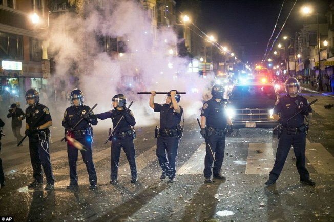 聖荷西街頭犯罪率增加,市長李卡多認為青少年犯罪案件激增是主要原因。(美聯社)