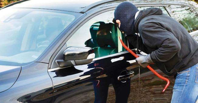 舊金山竊取汽車內財物案件又增加26%,警方指警力太少。(Getty Images)