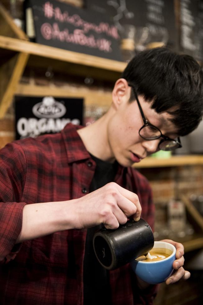 舊金山咖啡師難以負擔當地房租。(Getty Images)