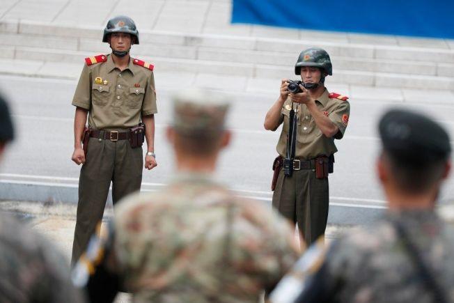 南北韓下周二或將在邊界舉行高層會談。歐新社