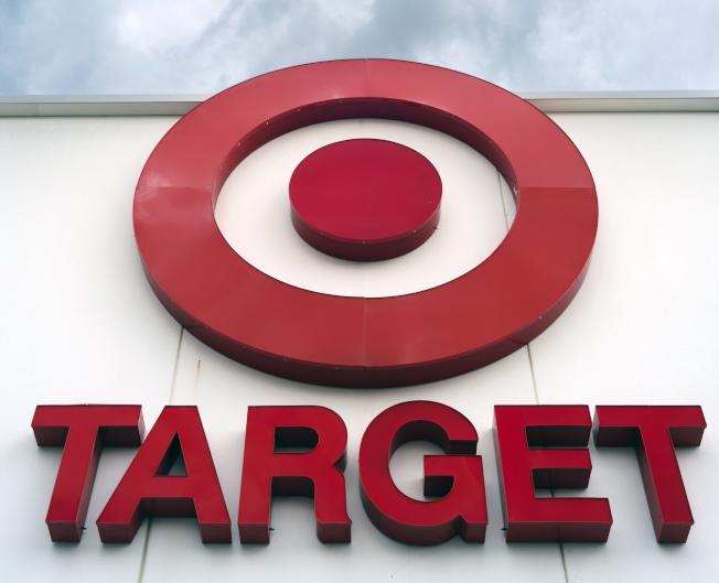 華爾街預計,目標百貨(Target,圖)和沃爾瑪將成為假期購物季的領頭羊。(美聯社)
