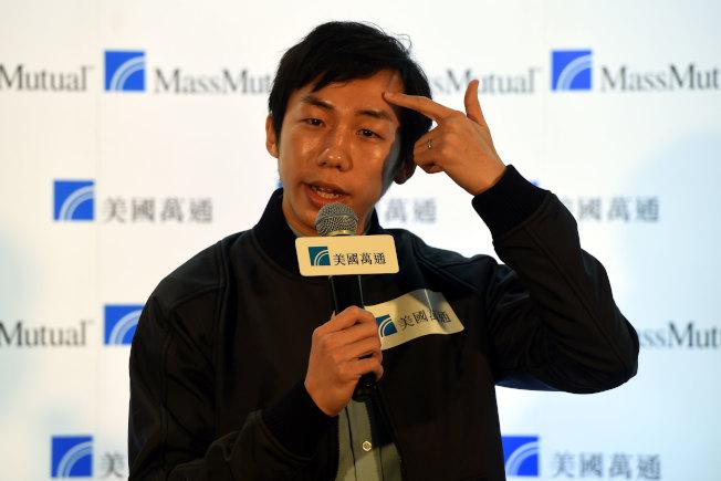 香港拳手曹星如公布受傷恢復情況。(新華社)