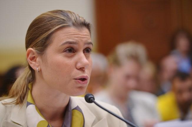 在歐巴馬政府時期國防部代理助理部長艾麗莎‧史羅金,計畫參選國會眾議員。(Getty Images)