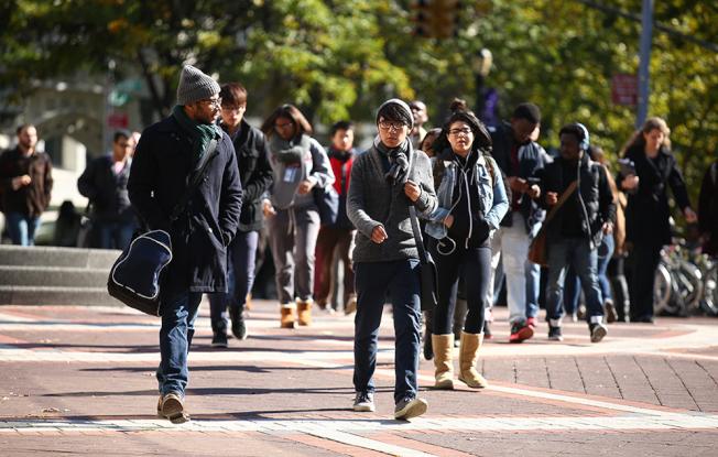 「精益求精獎學金」計畫,讓紐約市立大學的新生申請人數創下新高。(取自紐約市立大學網站)