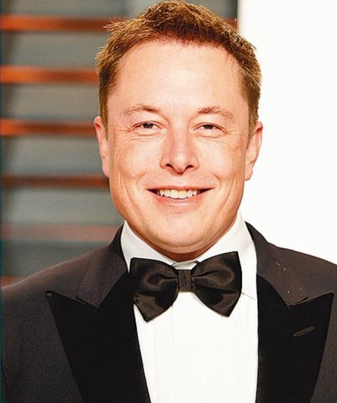 特斯拉執行長馬斯克身家超過百億。(Getty Images)