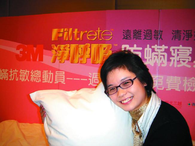 使用防蟎寢具是對抗塵蟎的好方法。(本報資料照片)