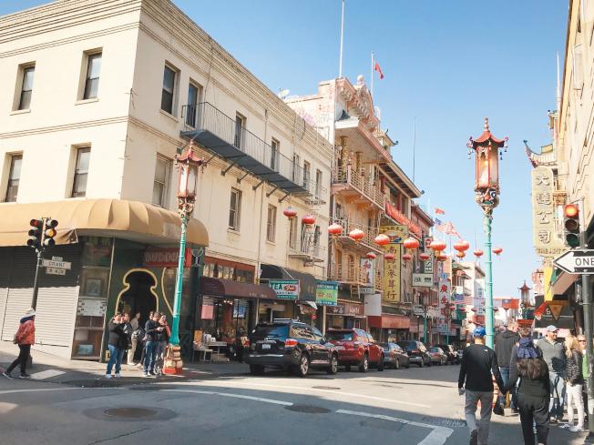 舊金山發放首筆補助金給受中央地鐵工程影響的華埠商戶。(Getty Images)