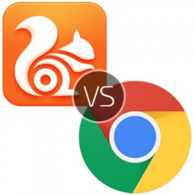 「橘色松鼠」UC Browser深耕東南亞市場,挑戰Google亞洲地位。(取自網路)