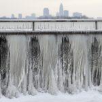 急凍天氣 10張圖看到底有多冷