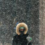 〈圖輯〉美東暴風雪 紐約大雪紛飛交通亂