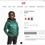 找非裔小孩當叢林最酷猴 H&M挨批歧視
