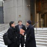 何志平涉洗錢案  紐約首出庭續押  明星妻未見人影