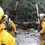 〈圖輯〉大火過後… 土石流再重創加州