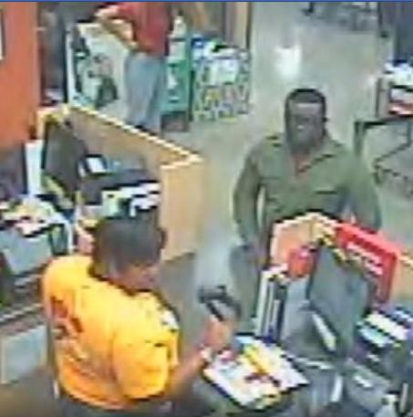 囂張身分盜竊歹徒竟利用員警資料開戶,並持銷帳卡刷遍大休士頓地區。(哈瑞斯縣警局第五分局提供)