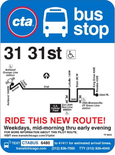 31路公車將繼續試行到6月,為爭取該路線公車永久化通車,11區區長唐信呼籲民眾多多利用搭乘,以達到預定使用人次。(CTA提供)