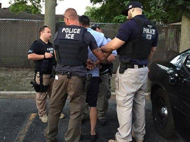 近期聯邦移民執法局在全美進行大量突襲檢查行動。(ICE官網)