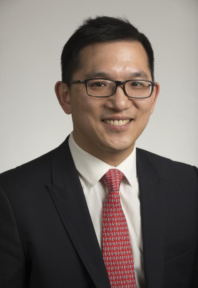 陳介飛競選第39選區國會議員。(陳介飛提供)