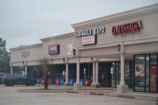 因涉嫌經營違法生意,Q Massage遭警局關停。(哈瑞斯縣警局第四分局提供)